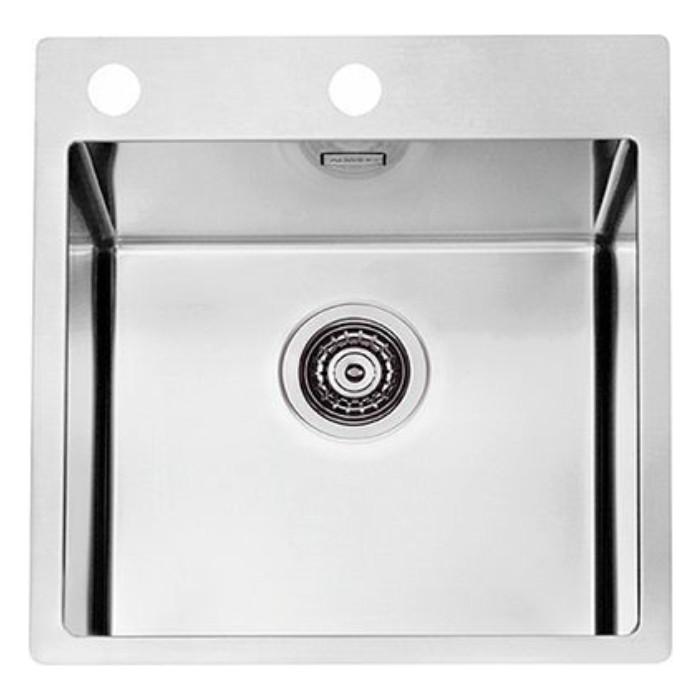 Мойка кухонная Alveus Pure 20 KMB нержавеющая сталь (1103608)