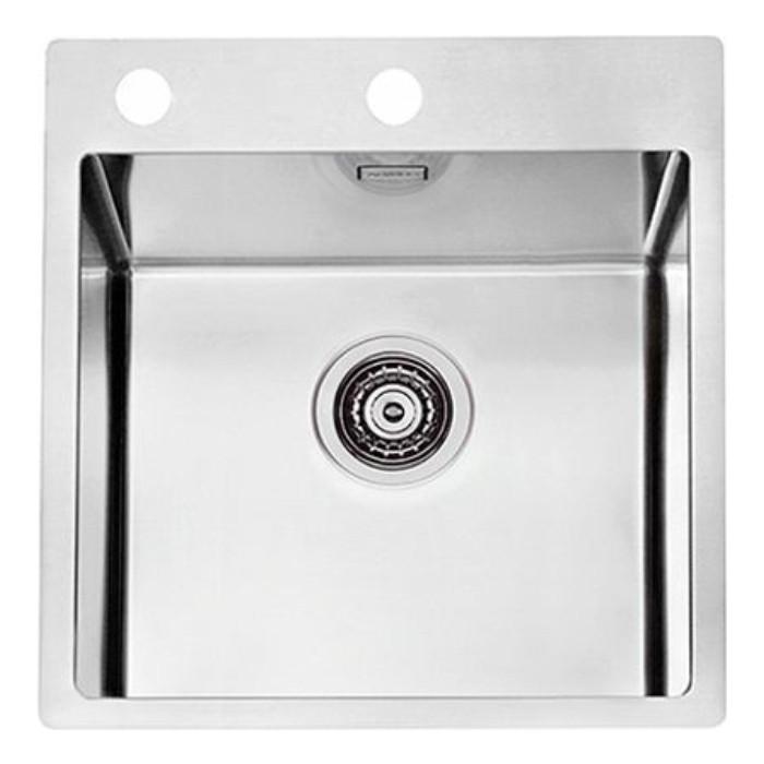 Мойка кухонная Alveus Pure 30 KMB нержавеющая сталь (1103609)