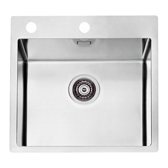 Мойка кухонная Alveus Pure 70 KMB нержавеющая сталь (1122385)