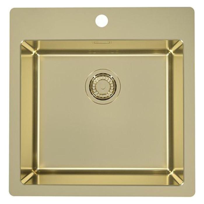 Мойка кухонная Alveus Monarch Pure 30 золото (1106867)