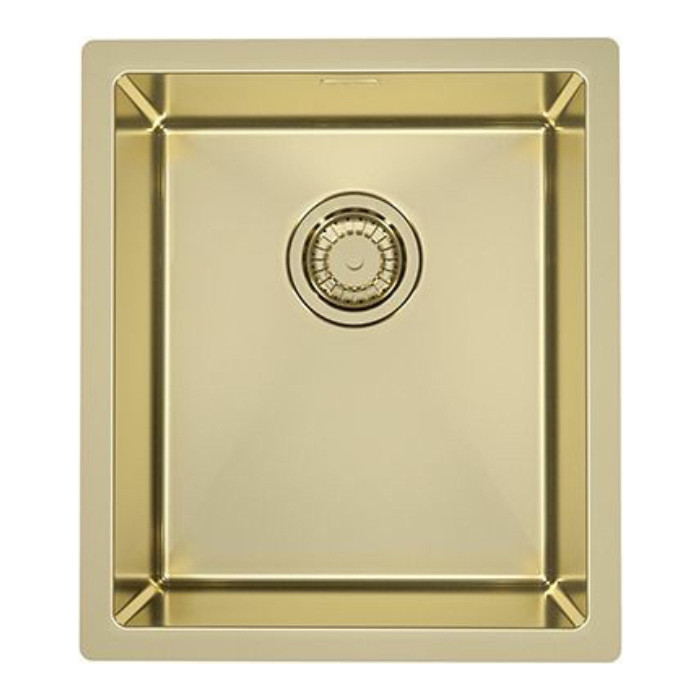 Мойка кухонная Alveus Monarch Quadrix 20 золото (1103316)