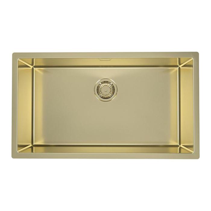 Мойка кухонная Alveus Monarch Quadrix 60 золото (1117478)