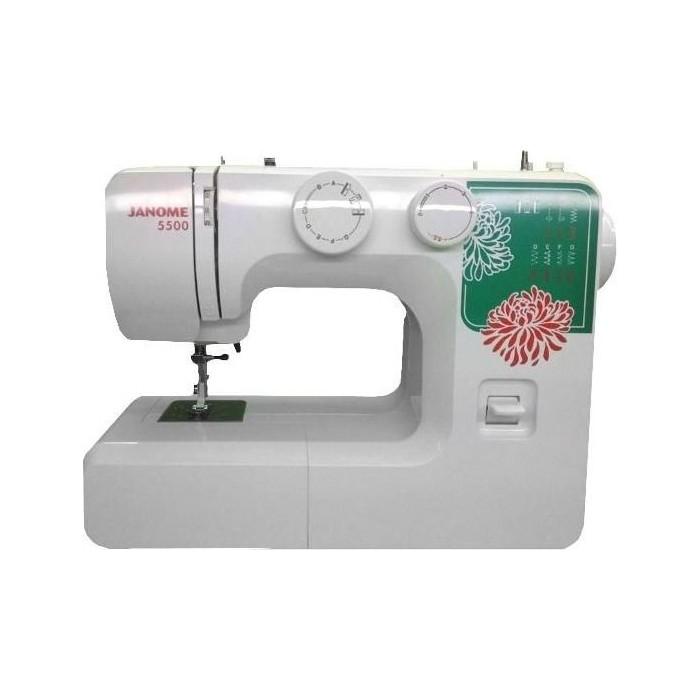 Швейная машина Janome 5500 WHITE