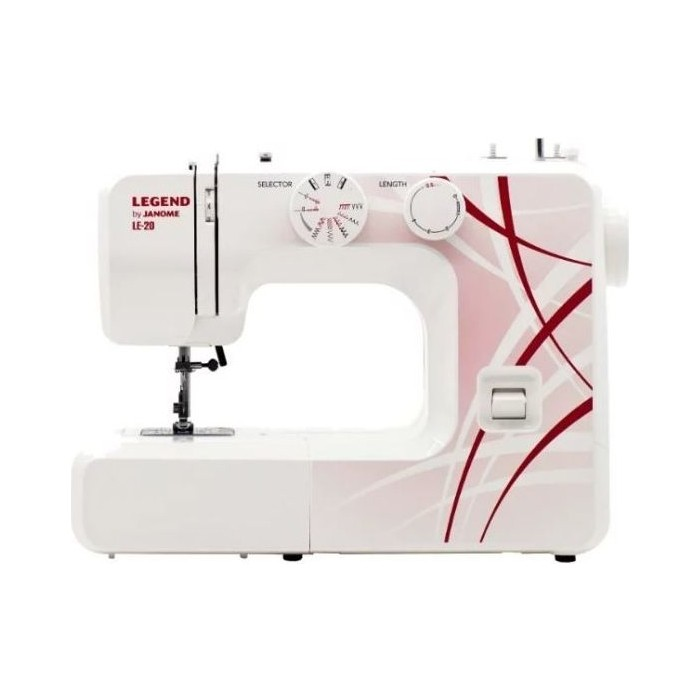 Швейная машина Janome LEGEND LE20