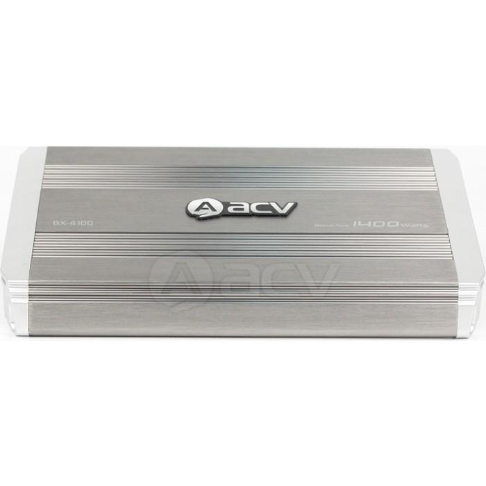 Автомобильный усилитель ACV GX-4.100