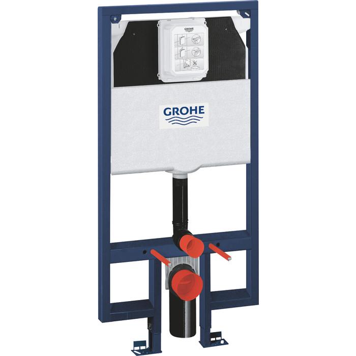 Инсталляция для унитаза Grohe Rapid SL (38994000) инсталляция для унитаза grohe rapid sl 39002000