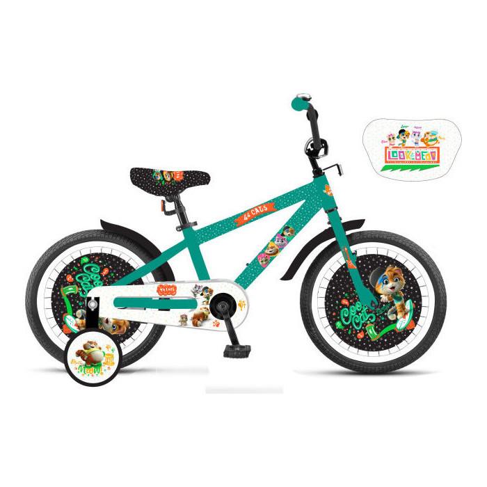 Велосипед 2-х колесный 44 Котёнка колеса 14 ВН14203