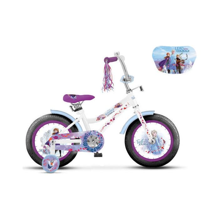 Велосипед 2-х колесный Disney Холодное сердце ВН12179