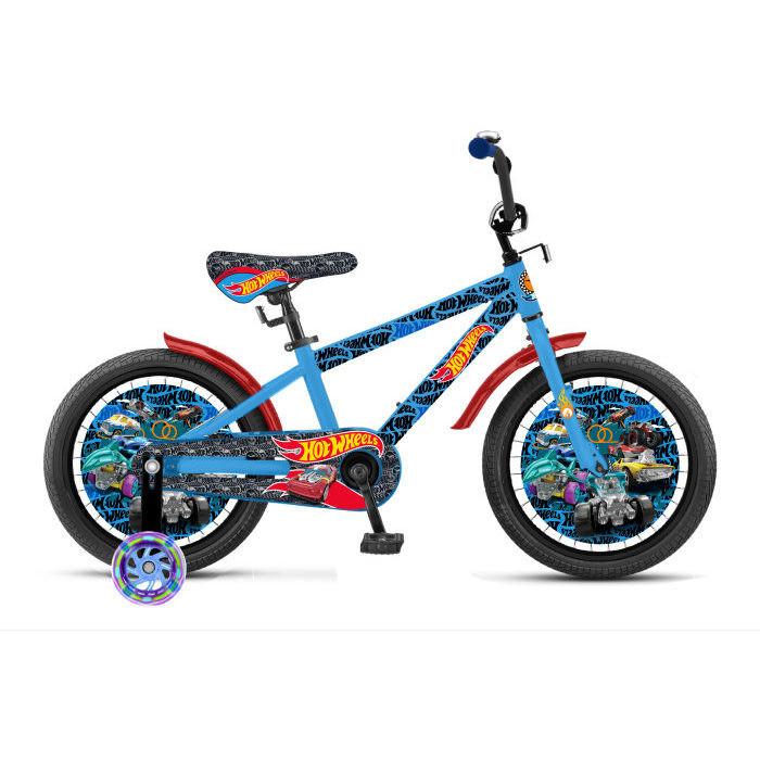 Велосипед 2-х колесный Hot wheels колеса 12 ВН12138