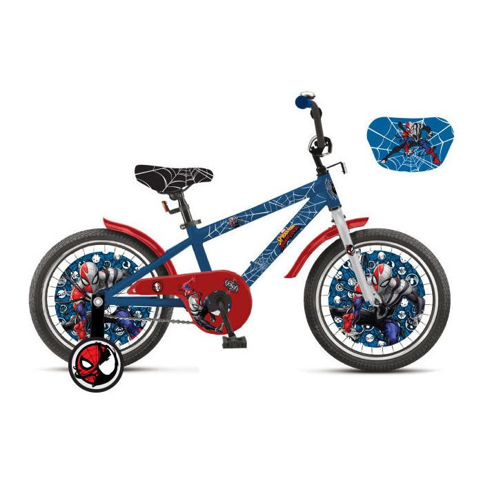 Велосипед 2-х колесный MARVEL Человек-Паук ВН14211