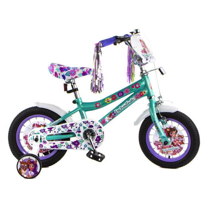 Велосипед 2-х колесный MARVEL Enchantimals колеса 12 ВН12174