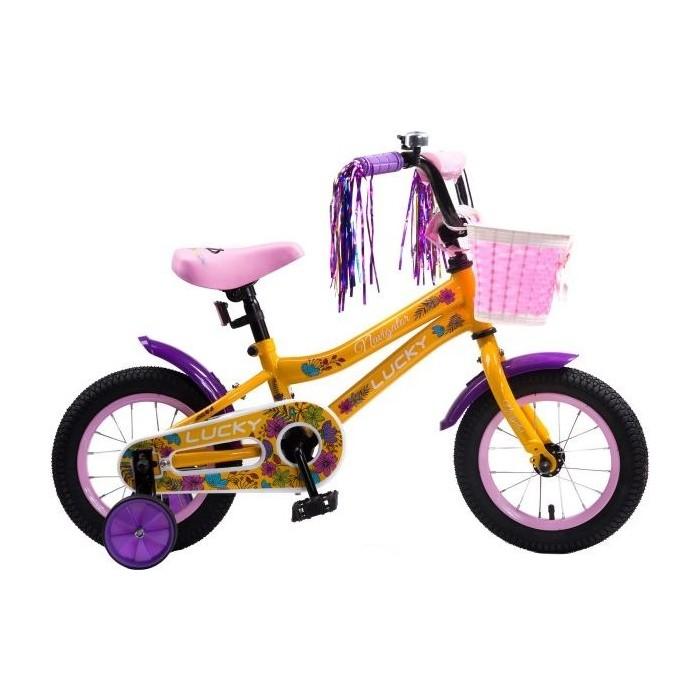 Велосипед 2-х колесный Navigator Lucky ВН12133