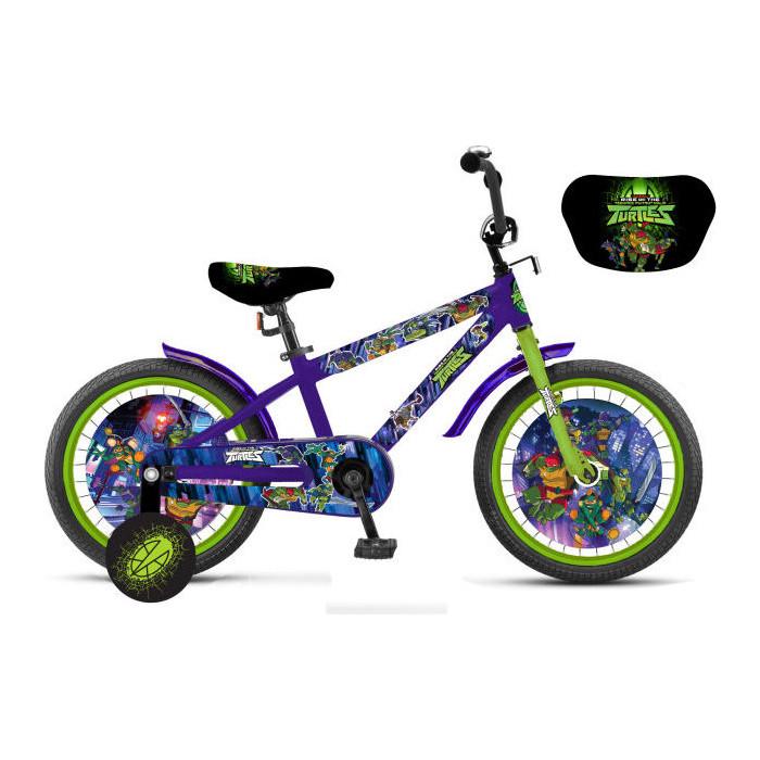 Велосипед 2-х колесный Черепашки Ниндзя колеса 12 ВН12177
