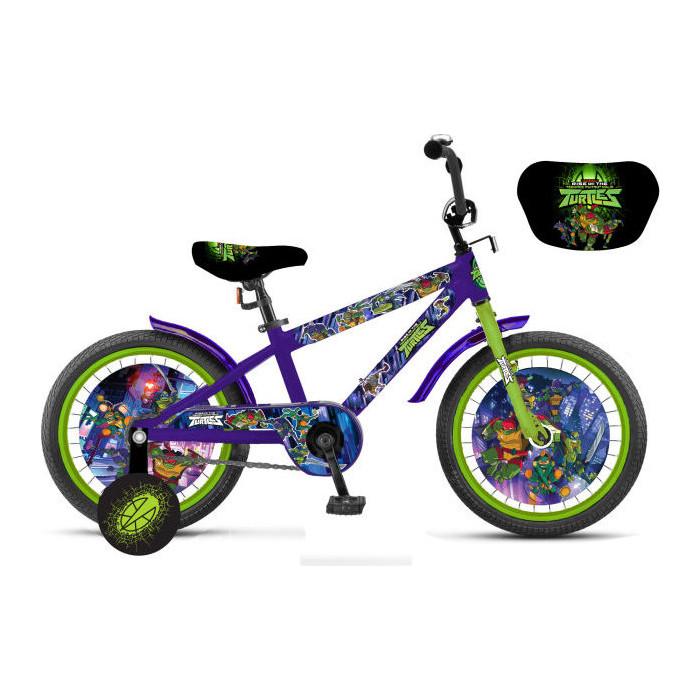 цена на Велосипед 2-х колесный Черепашки Ниндзя колеса 16 ВН16163