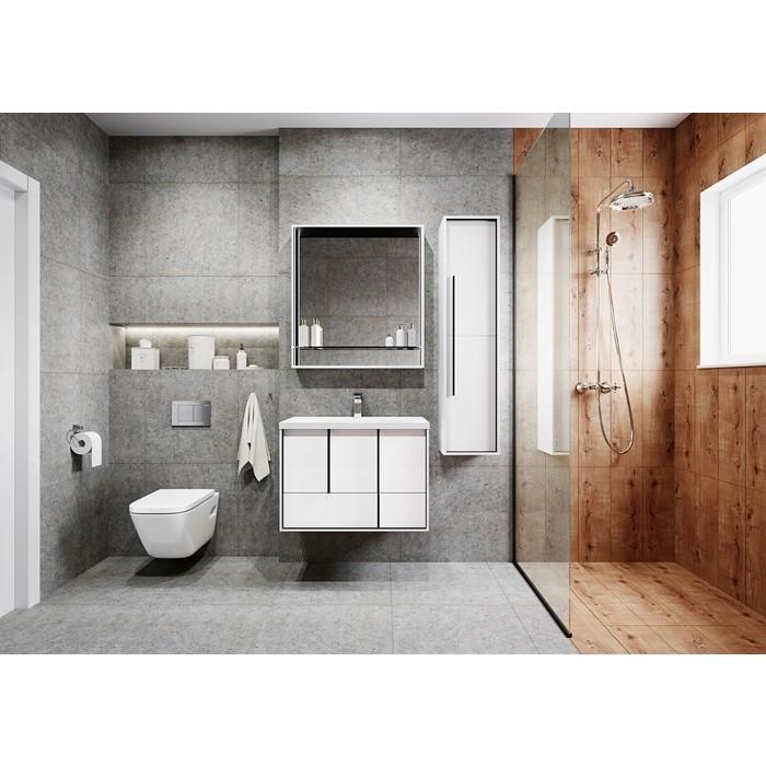 Мебель для ванной Акватон Ривьера 80 белая