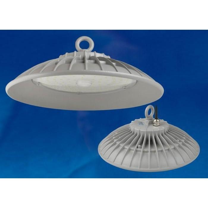 Подвесной светодиодный светильник Uniel ULY-U33B-200W/DW IP65 Silver