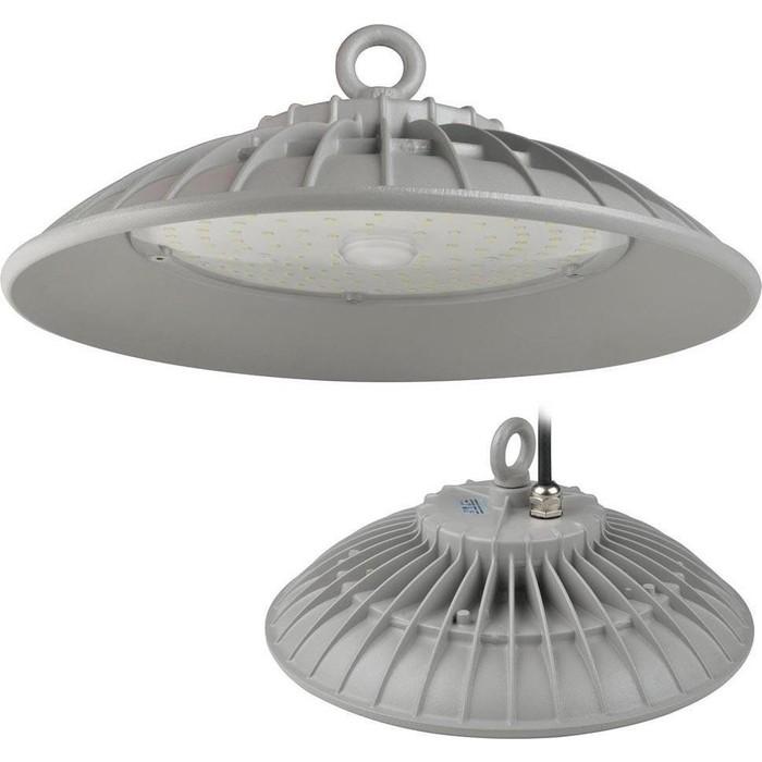 Подвесной светодиодный светильник Uniel ULY-U33B-150W/DW IP65 Silver