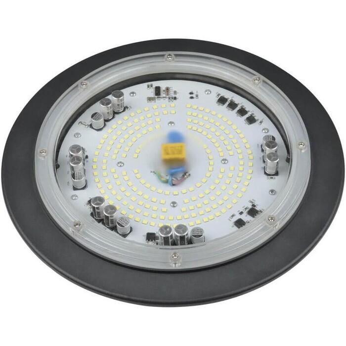 Подвесной светодиодный светильник Uniel ULY-U41C-150W/NW IP65 Grey
