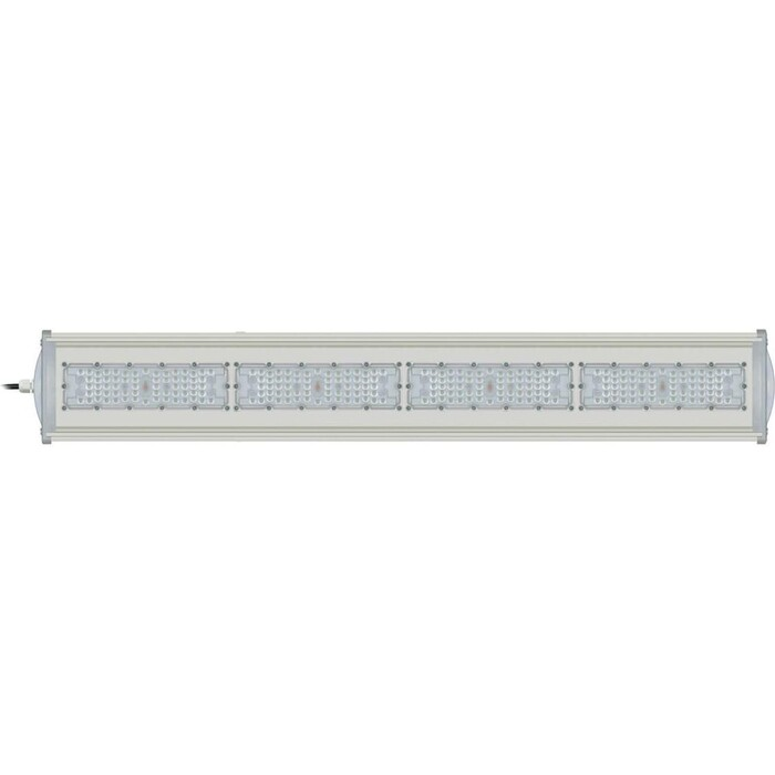 Подвесной светодиодный светильник Uniel ULY-U42C 200W/5000K IP65 Silver