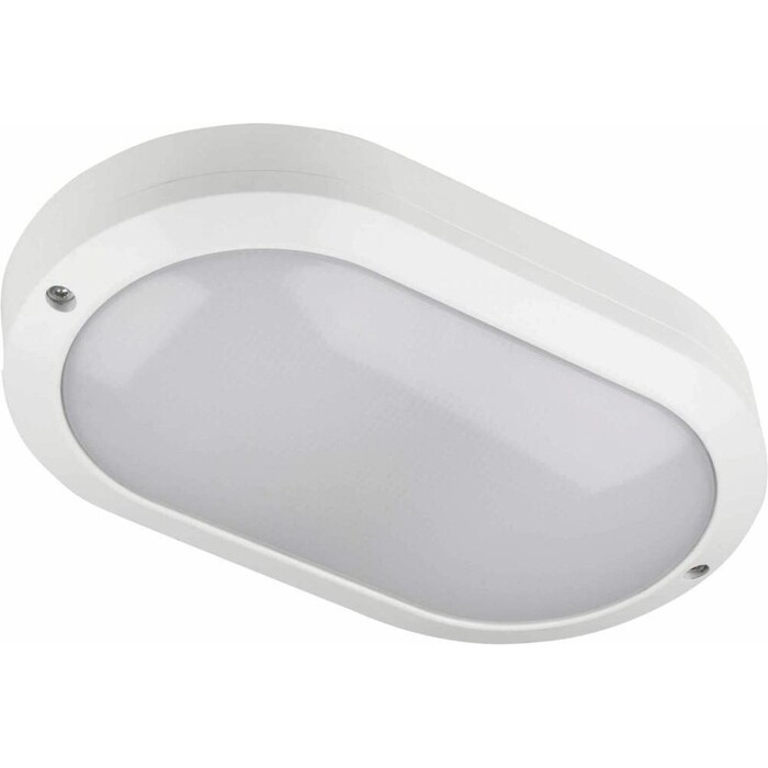 Потолочный светодиодный светильник Uniel ULW-K12A 10W/5000K IP54 White
