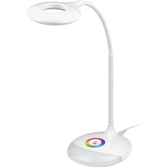 Настольная лампа Uniel TLD-535 White/LED/250Lm/5500K/Dimmer