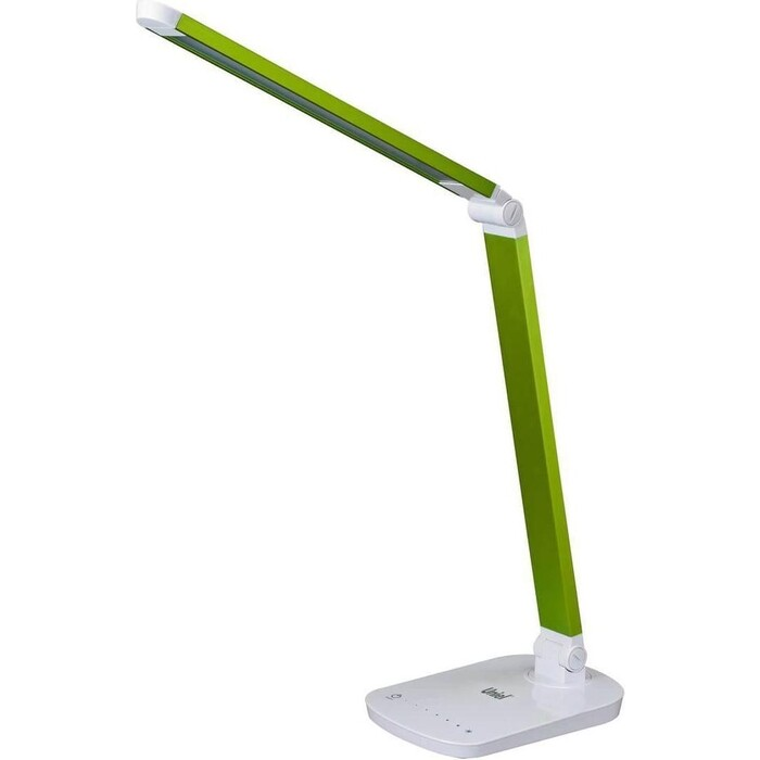 Настольная лампа Uniel TLD-521 Green/LED/800Lm/5000K/Dimmer