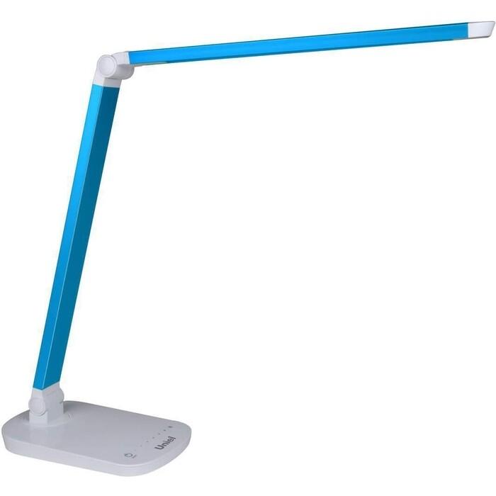 Настольная лампа Uniel TLD-521 Blue/LED/800Lm/5000K/Dimmer