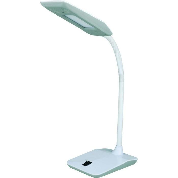 Настольная лампа Uniel TLD-545 Grey-White/LED/350Lm/3500K