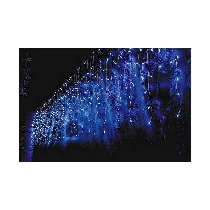 Уличная светодиодная гирлянда Uniel ULD-C2030-240/TWK BLUE IP67