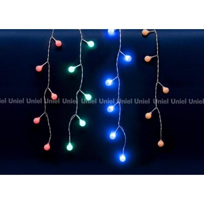 Светодиодная гирлянда Uniel ULD-E2405-100/DTA MULTI IP20 RAINBOW