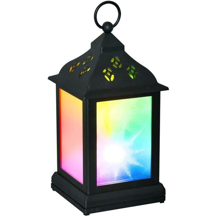 Переносной светодиодный фонарь Uniel ULD-L1122-010/DTB/RGB/3D Black