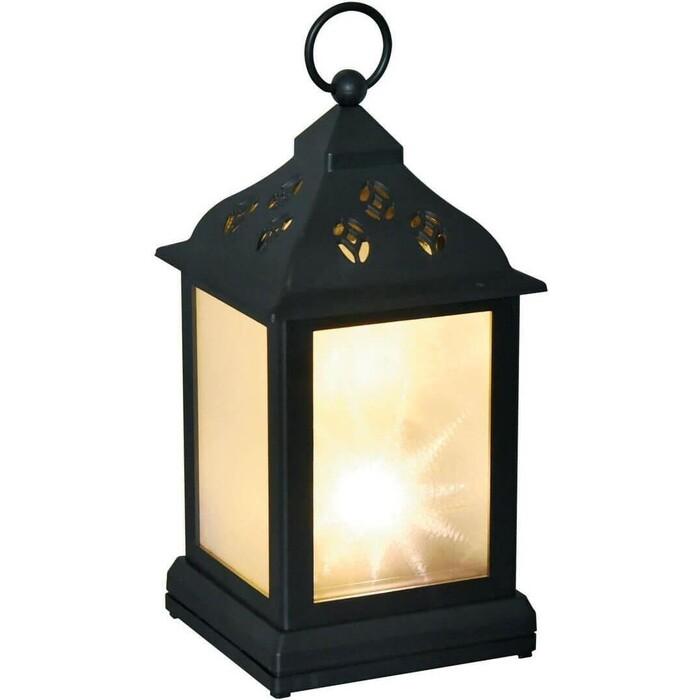 Переносной светодиодный фонарь Uniel ULD-L1122-009/TTB/WW/3D Black