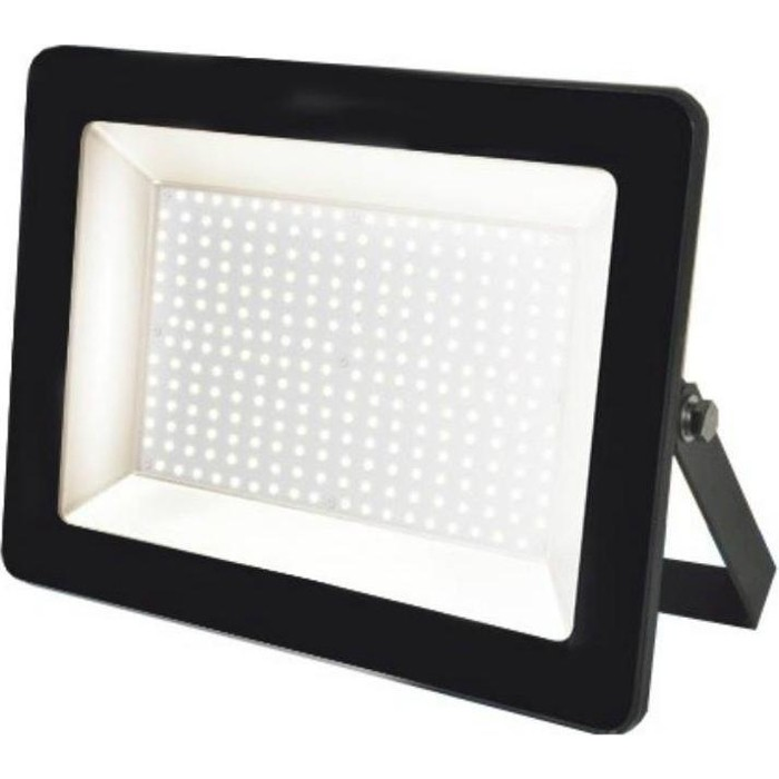 Прожектор светодиодный Uniel ULF-F18-100W/WW IP65 200-240B Black