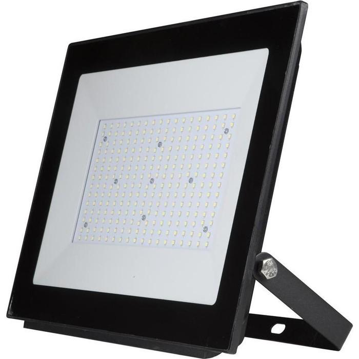 Прожектор светодиодный Uniel ULF-F20-150W/4000K IP65 195-250B black