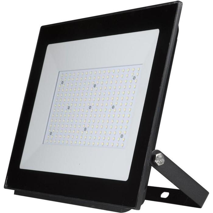 Прожектор светодиодный Uniel ULF-F20-200W/4000K IP65 195-250B black