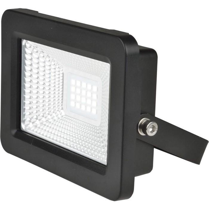 Прожектор светодиодный Uniel ULF-F19-20W/4000K IP65 175-250B BLACK