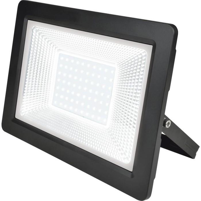 Прожектор светодиодный Uniel ULF-F19-100W/4000K IP65 175-250B BLACK