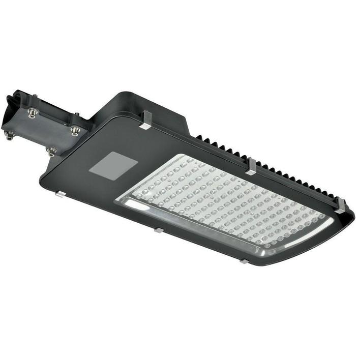 Уличный светодиодный светильник Uniel ULV-R22H-100W/DW IP65 Grey