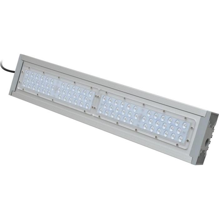 Уличный светодиодный светильник Uniel ULV-R24J 100W/5000K IP65 Silver