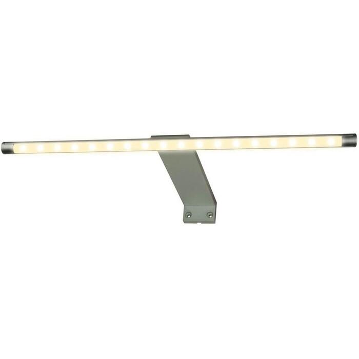 Подсветка для картин Uniel ULM-F32-5,5W/WW IP20 Silver