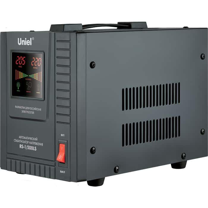 Стабилизатор напряжения Uniel RS-1/500LS