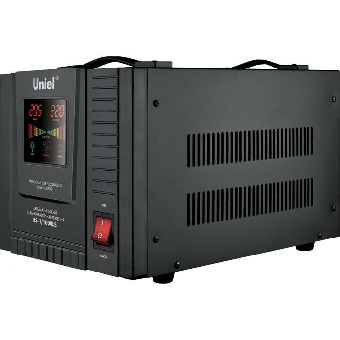 Стабилизатор напряжения Uniel RS-1/1000LS