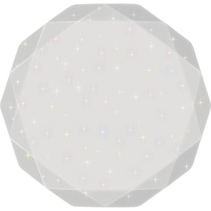 Потолочный светодиодный светильник Uniel ULI-D225 60W/SW/51 Libra