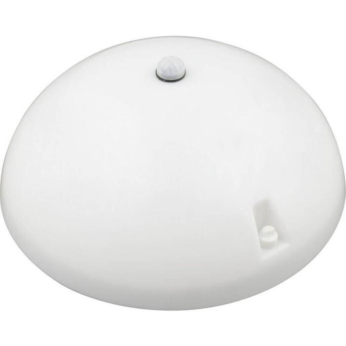 Потолочный светодиодный светильник Uniel ULW-K20D 12W/6000K SENSOR IP54 WHITE