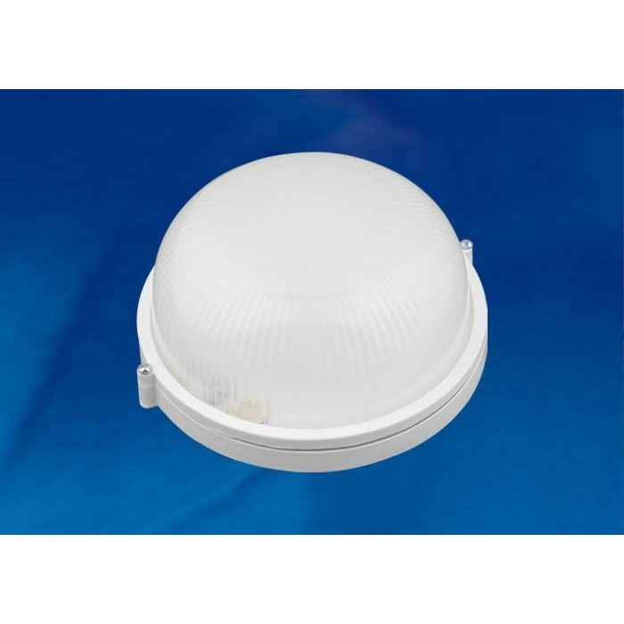 Потолочный светодиодный светильник Uniel ULW-K21B 12W/6000K IP54 WHITE