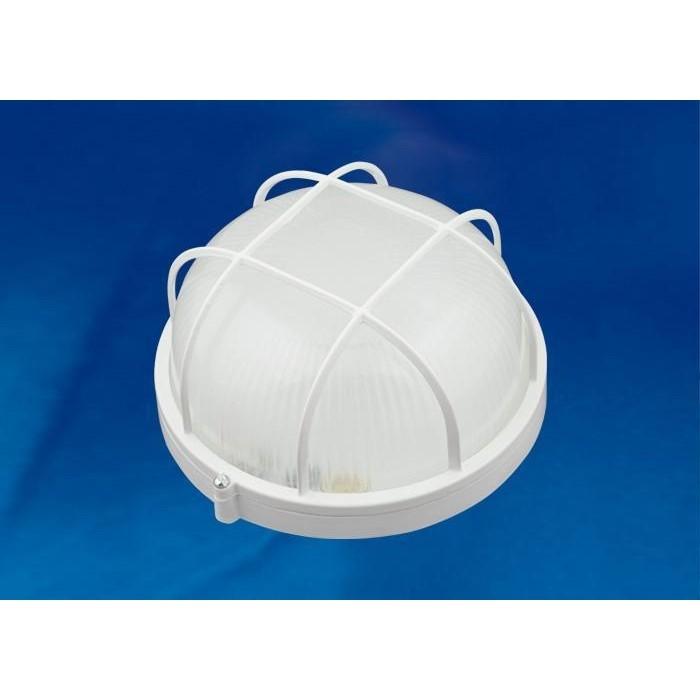 Потолочный светодиодный светильник Uniel ULW-K22B 12W/6000K IP54 WHITE