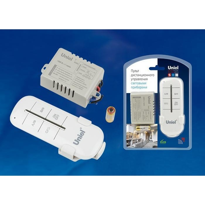 Пульт управления светом Uniel UCH-P005-G1-1000W-30M