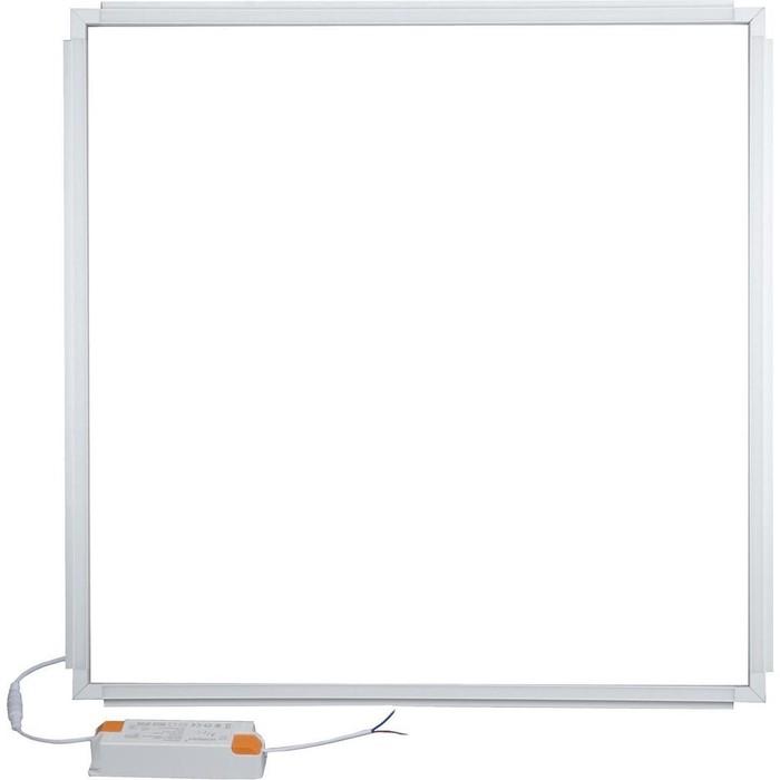 Потолочный светодиодный светильник Uniel ULO-RF6060-38W/4000K Reframe white