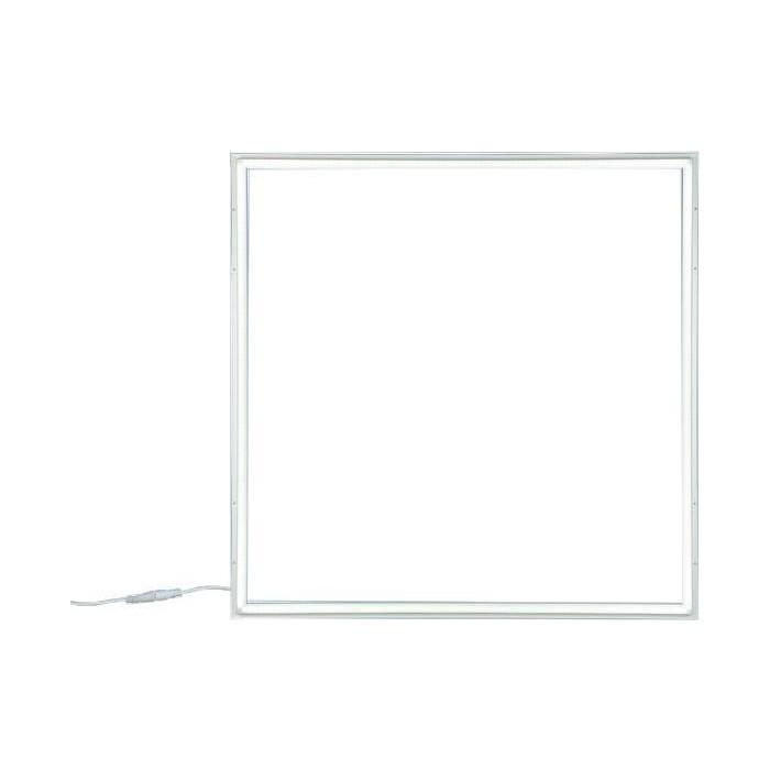 Потолочный светодиодный светильник Uniel ULO-MF6060-40W/4000K FRAME WHITE