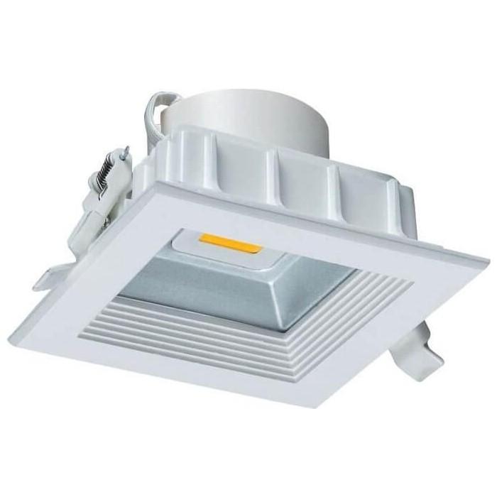 Светодиодный встраиваемый светильник Uniel ULT-D02B-8W/NW